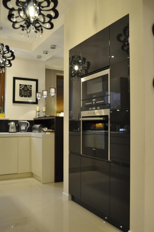 Realizacje  kuchnie nowoczesne -> Kuchnie Nowoczesne Home
