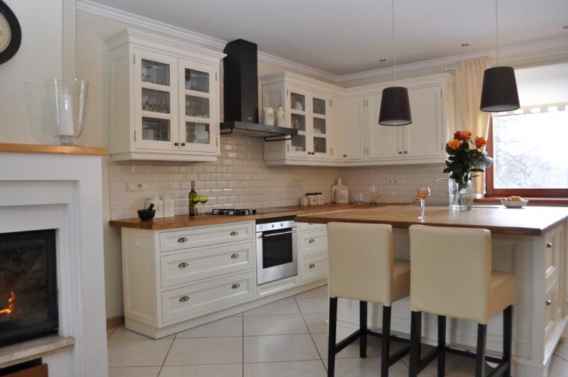 Realizacje  kuchnie klasyczne -> Kuchnie Klasyczne Szare